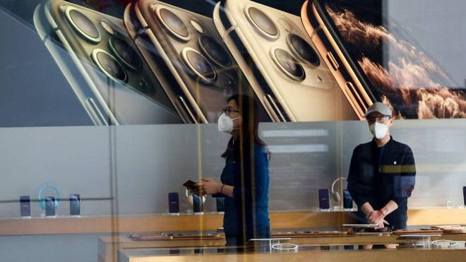 Tại sao ngay cả đại dịch Covid-19 cũng không thể quật ngã Apple? - Ảnh 1.