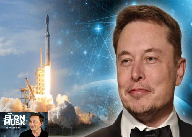 Tỷ phú Elon Musk chuẩn bị chạy thử nghiệm dự án Internet miễn phí toàn cầu