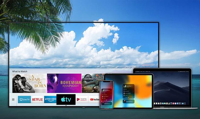 Vì sao Apple lại bỗng dưng đưa Apple Music lên TV của đối thủ Samsung? - Ảnh 3.