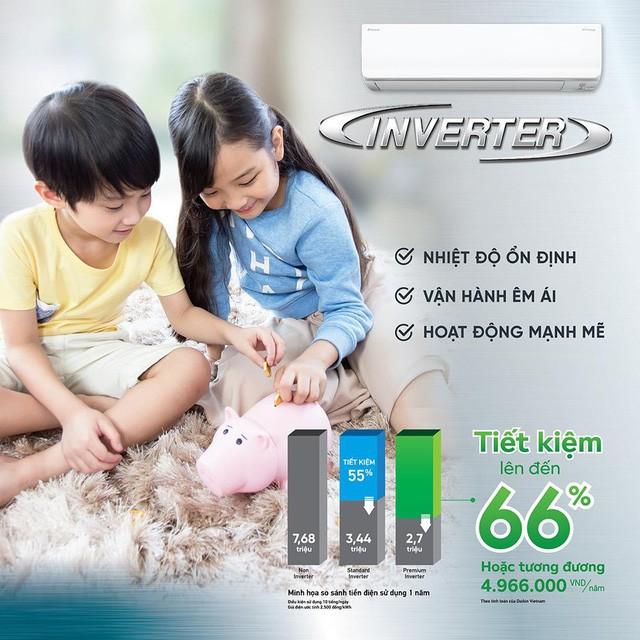 Vì sao khi chọn mua điều hòa không khí, người dùng luôn ưu tiên thương hiệu Daikin? - Ảnh 2.