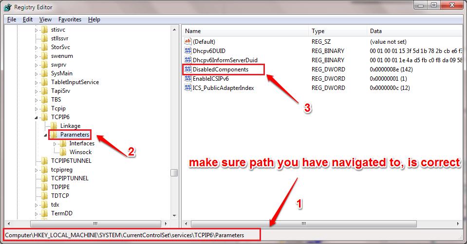 Vô hiệu hóa IPv6 để khắc phục sự cố kết nối Internet trên Windows