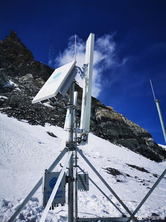 Xây trạm 5G ở nơi cao nhất thế giới, Trung Quốc lập nên kỉ lục vô tiền khoán hậu - Ảnh 2.