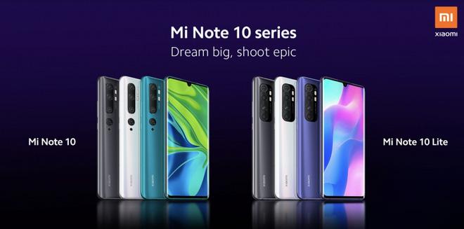 Xiaomi Mi Note 10 Lite ra mắt: Snapdragon 730G, 4 camera 64MP, sạc nhanh 30W, giá từ 9 triệu đồng - Ảnh 4.