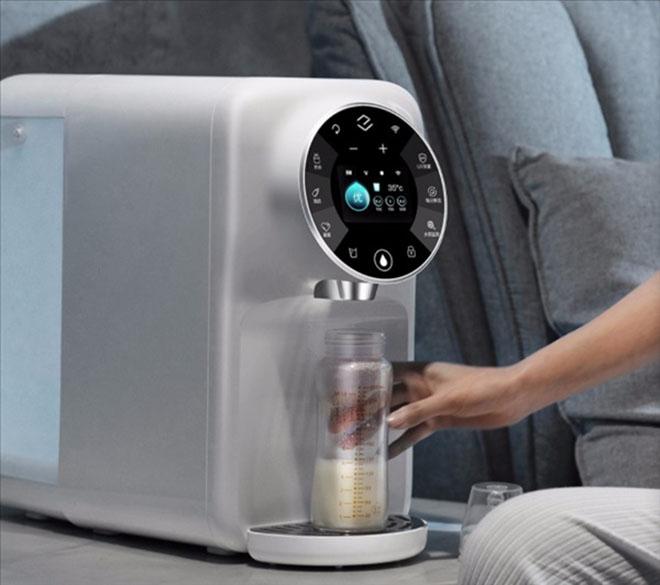 Xiaomi ra mắt máy nước nóng thông minh Yimu: Làm nóng nhanh, khử trùng 99.9%, giá 5 triệu đồng - Ảnh 1.