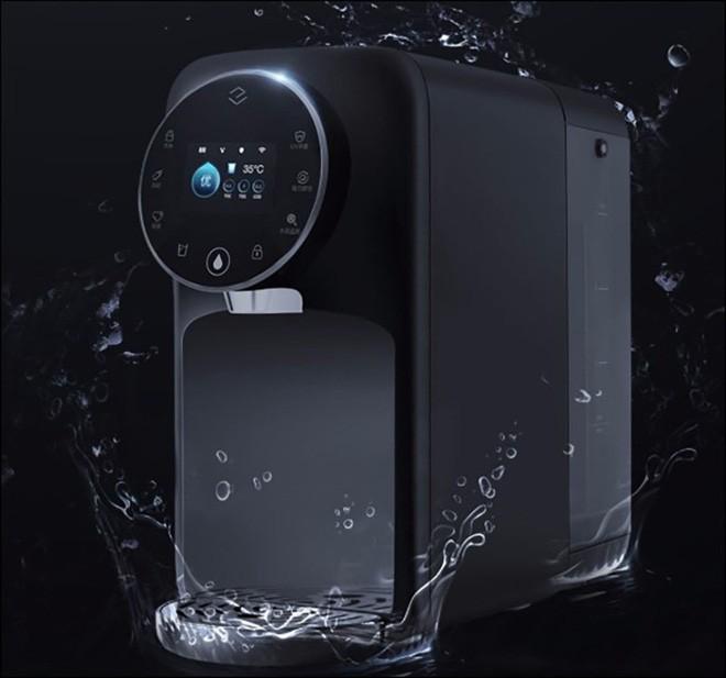 Xiaomi ra mắt máy nước nóng thông minh Yimu: Làm nóng nhanh, khử trùng 99.9%, giá 5 triệu đồng - Ảnh 2.