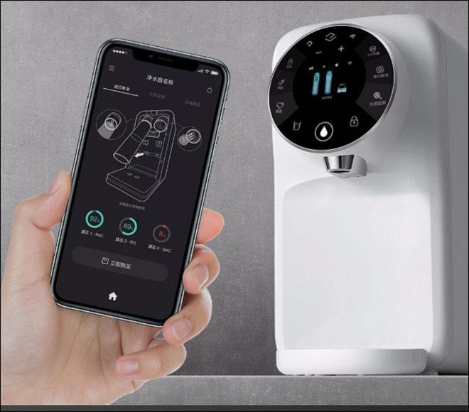 Xiaomi ra mắt máy nước nóng thông minh Yimu: Làm nóng nhanh, khử trùng 99.9%, giá 5 triệu đồng - Ảnh 3.