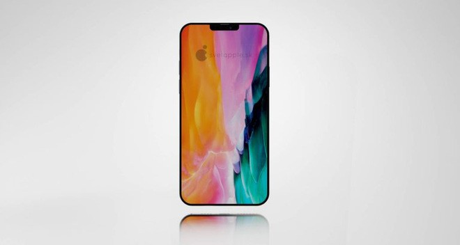 """Xuất hiện thêm concept iPhone 12: """"Tai thỏ"""" vẫn còn nhưng lại vừa mắt lạ thường, cảm biến LiDAR chắc chắn sẽ xuất hiện ở cụm camera sau - Ảnh 1."""