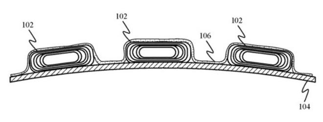 Apple đang nghiên cứu một loại pin dẻo có thể dùng cho iPhone và iPad màn hình gập - Ảnh 2.
