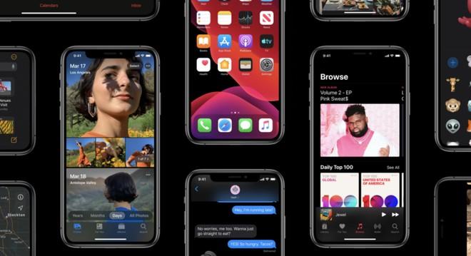 Bản build sớm của iOS 14 đã xuất hiện trên internet từ nhiều tháng nay - Ảnh 1.