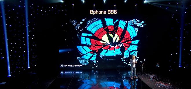 Bkav ra mắt 4 phiên bản Bphone mới không có nút bấm vật lý, giữ nguyên thiết kế không cằm, trán cao, giá từ 5,49 triệu - Ảnh 6.