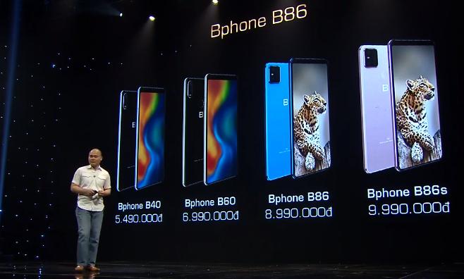 Bkav ra mắt 4 phiên bản Bphone mới không có nút bấm vật lý, giữ nguyên thiết kế không cằm, trán cao, giá từ 5,49 triệu - Ảnh 8.