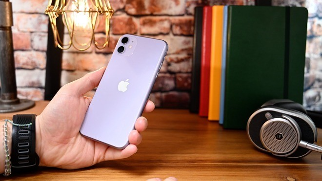 Camera selfie của iPhone 11 không được DxOMark đánh giá cao - Ảnh 1.