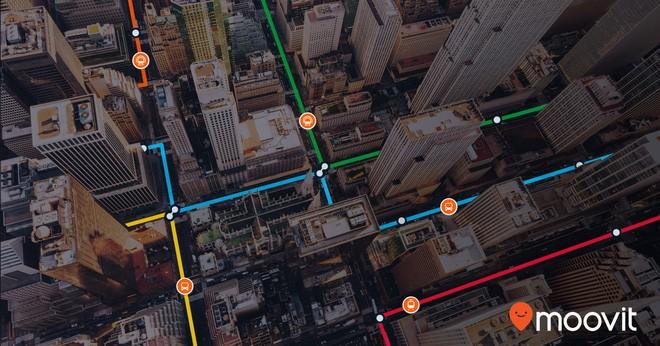 Củng cố tham vọng xe tự lái, Intel định chi tỷ USD thâu tóm ứng dụng lập lộ trình chuyến đi Moovit - Ảnh 1.