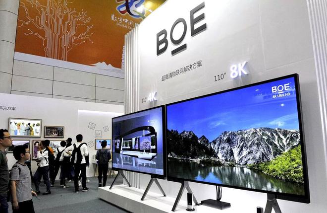 Đánh bại Samsung và LG ở lĩnh vực sản xuất LCD, các công ty Trung Quốc lăm le lấn sân luôn cả mảng OLED - Ảnh 1.