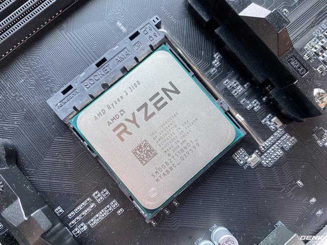 Đánh giá Ryzen 3 3100: đòn chí mạng của AMD dành cho Intel, sẵn sàng đối đầu cả CPU giá đắt gấp rưỡi của đối thủ - Ảnh 1.