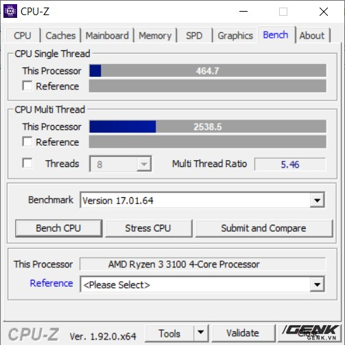 Đánh giá Ryzen 3 3100: đòn chí mạng của AMD dành cho Intel, sẵn sàng đối đầu cả CPU giá đắt gấp rưỡi của đối thủ - Ảnh 6.