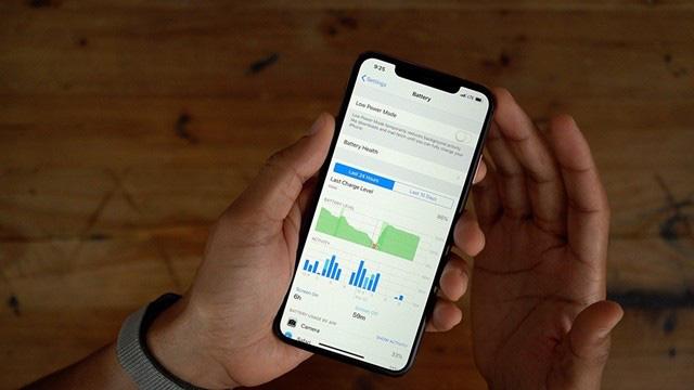 Để tăng thời lượng dùng pin cho iPhone, bạn nên thực hiện những thao tác này - Ảnh 1.