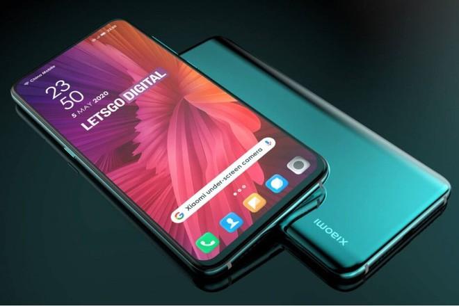 Điện thoại Xiaomi tương lai sẽ có camera ẩn dưới màn hình - Ảnh 2.