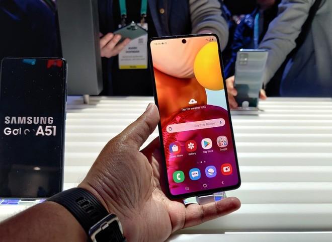 Galaxy A51 trở thành model smartphone bán chạy nhất của Samsung trong Q1/2020 và bán chạy thứ ba trên toàn cầu - Ảnh 1.