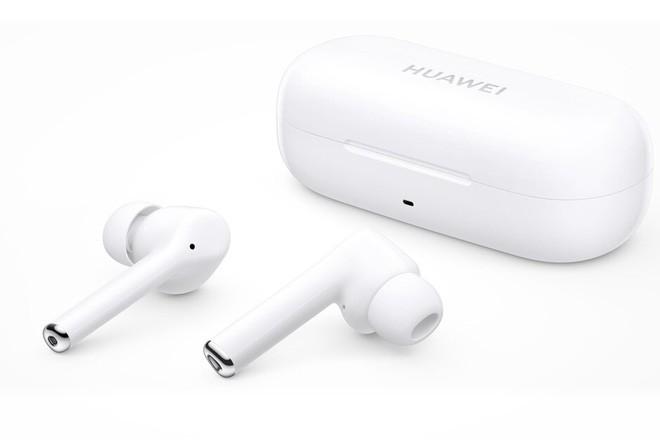 Huawei ra mắt tai nghe true wireless mới sao chép thiết kế AirPods, có chống ồn chủ động, giá chỉ 110 USD - Ảnh 1.