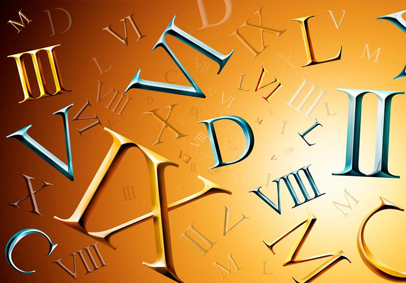 Hướng dẫn cách viết và đọc số la mã, danh sách số la mã từ 1-2500 tham khảo