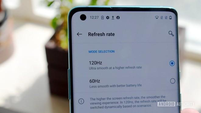 Không phải mọi màn hình smartphone 120Hz đều như nhau, đây là lý do tại sao - Ảnh 1.