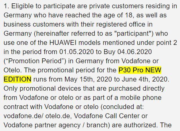 Làm mới P30 Pro một lần nữa để bán ra quốc tế, Huawei vẫn chưa hết phụ thuộc Google - Ảnh 3.