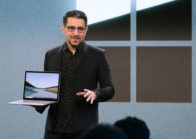 Microsoft thừa nhận Surface Laptop 3 gặp sự cố nứt màn hình, cho phép sửa chữa và thay thế miễn phí - Ảnh 1.