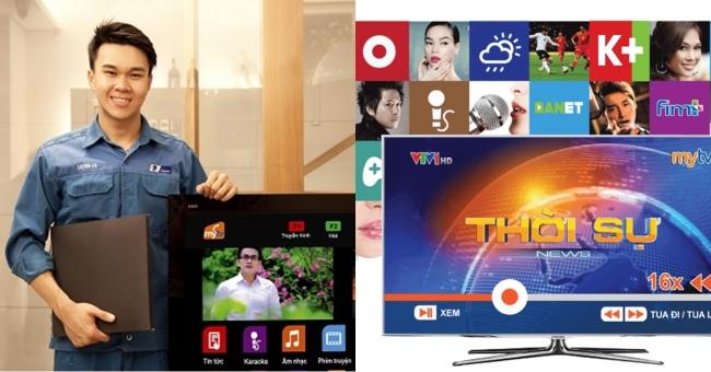 MyTV tặng 3 tháng sử dụng cho người dùng đủ tiêu chuẩn