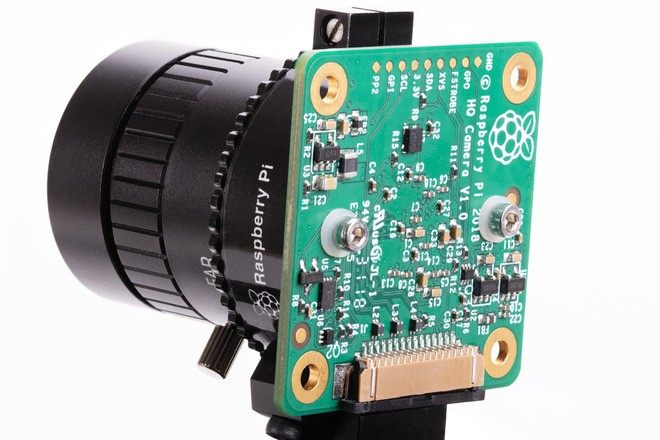 Nền tảng Raspberry Pi lần đầu ra mắt module camera 12 MP có khả năng thay đổi ống kính - Ảnh 2.
