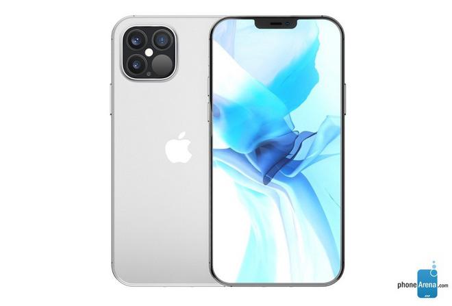 Ngắm bộ ảnh render chất lượng cao về iPhone 12 dựa trên những tin đồn về thiết kế và màu sắc - Ảnh 1.