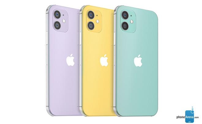 Ngắm bộ ảnh render chất lượng cao về iPhone 12 dựa trên những tin đồn về thiết kế và màu sắc - Ảnh 11.