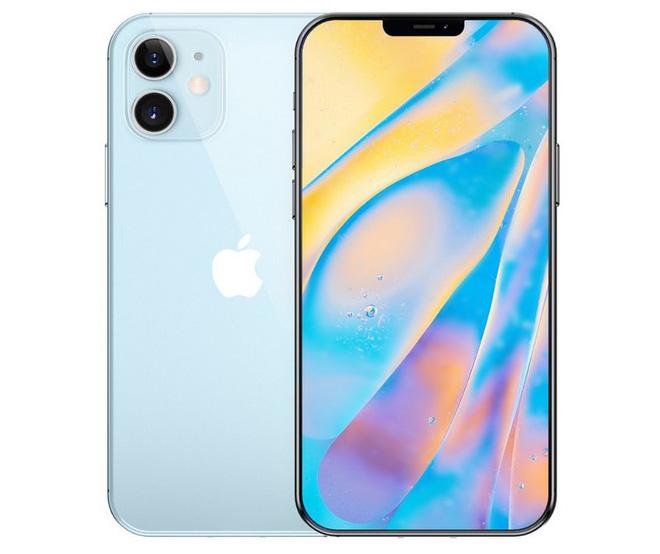 Ngắm bộ ảnh render chất lượng cao về iPhone 12 dựa trên những tin đồn về thiết kế và màu sắc - Ảnh 3.