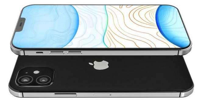 Ngắm bộ ảnh render chất lượng cao về iPhone 12 dựa trên những tin đồn về thiết kế và màu sắc - Ảnh 4.
