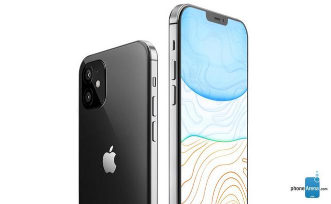 Ngắm bộ ảnh render chất lượng cao về iPhone 12 dựa trên những tin đồn về thiết kế và màu sắc - Ảnh 5.