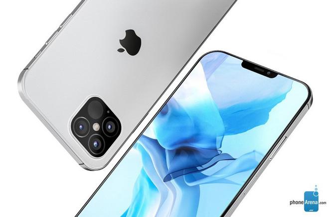 Ngắm bộ ảnh render chất lượng cao về iPhone 12 dựa trên những tin đồn về thiết kế và màu sắc - Ảnh 6.