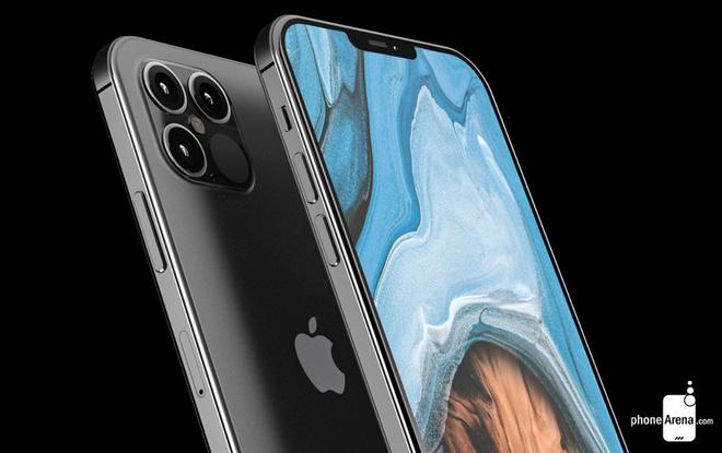 Ngắm bộ ảnh render chất lượng cao về iPhone 12 dựa trên những tin đồn về thiết kế và màu sắc - Ảnh 7.