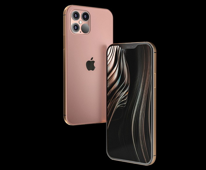 Ngắm bộ ảnh render chất lượng cao về iPhone 12 dựa trên những tin đồn về thiết kế và màu sắc - Ảnh 9.