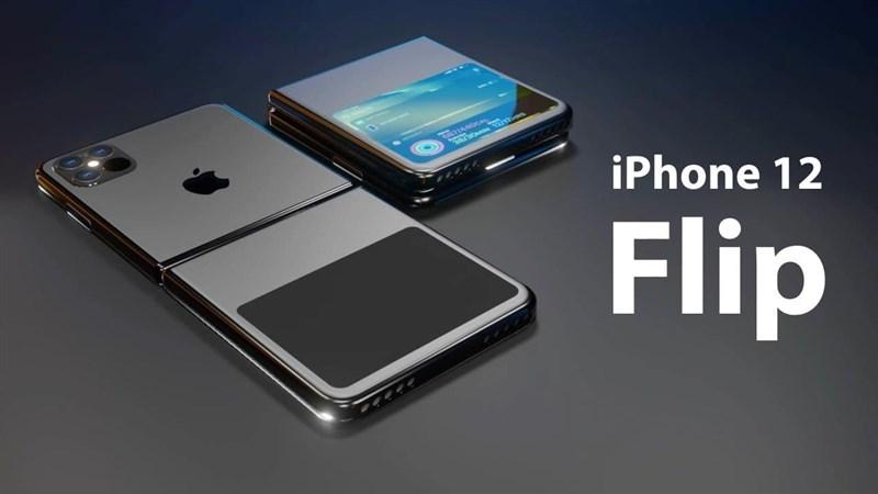 Ngắm nhìn iPhone 12 Flip màn hình gập đẹp không tỳ vết