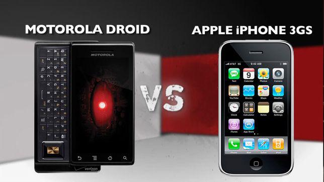 """Nhìn lại Motorola Droid: câu chuyện về sự cạnh tranh giữa các """"bạn cũ - Motorola vs. Apple, Verizon vs. AT&T - Ảnh 4."""