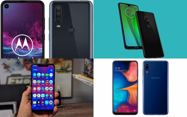 Những mẫu smartphone đáng chú ý trong tầm giá dưới 4 triệu