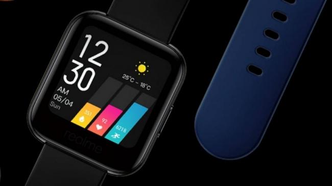 Realme Watch lấy cảm hứng từ Apple Watch, giá cực sốc chỉ hơn 1 triệu đồng