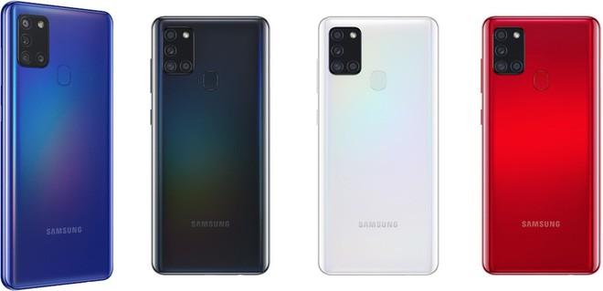 Samsung ra mắt Galaxy A21s: 4 camera sau 64MP, pin 5000mAh, giá từ 5.1 triệu đồng - Ảnh 3.