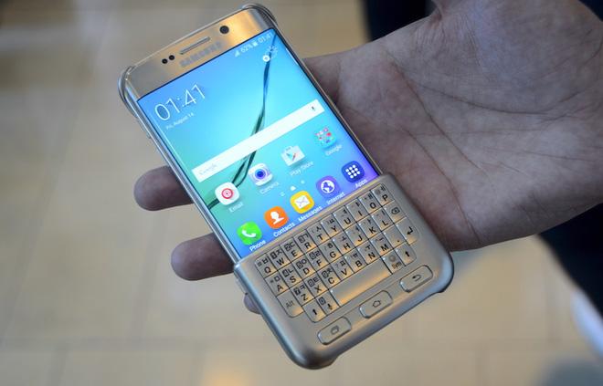 Sáng chế mới tiết lộ OPPO sắp ra mắt phụ kiện bàn phím QWERTY cho smartphone - Ảnh 2.