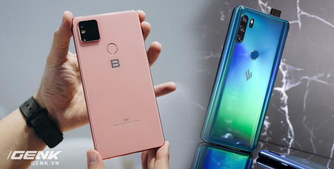 So găng smartphone Việt: Bphone B86s ăn được 2 chiếc Vsmart Live mà vẫn còn thừa 2 triệu - Ảnh 1.