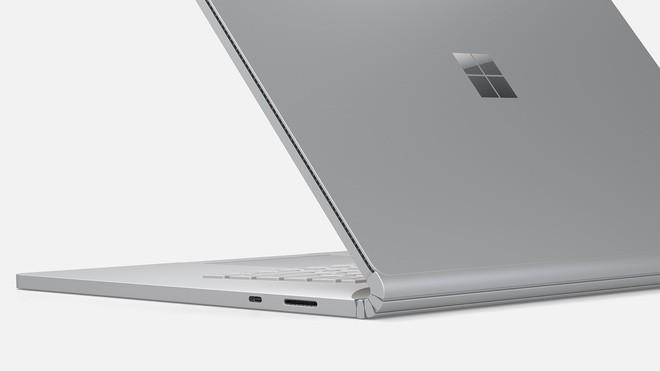 Surface Book 3 ra mắt: Thiết kế không đổi, hiệu năng mạnh hơn 50%, GTX 1650/1660 Ti, giá từ 1599 USD - Ảnh 4.