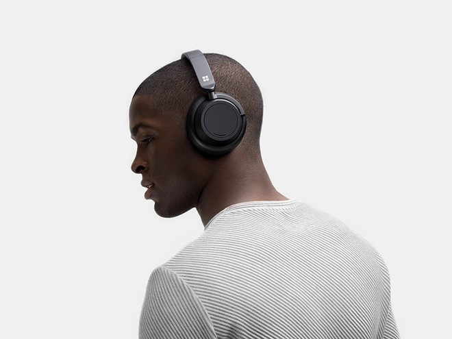 Surface Headphones 2 ra mắt: Giữ nguyên thiết kế, pin 20 tiếng, hỗ trợ aptX, giá 5.8 triệu đồng - Ảnh 1.