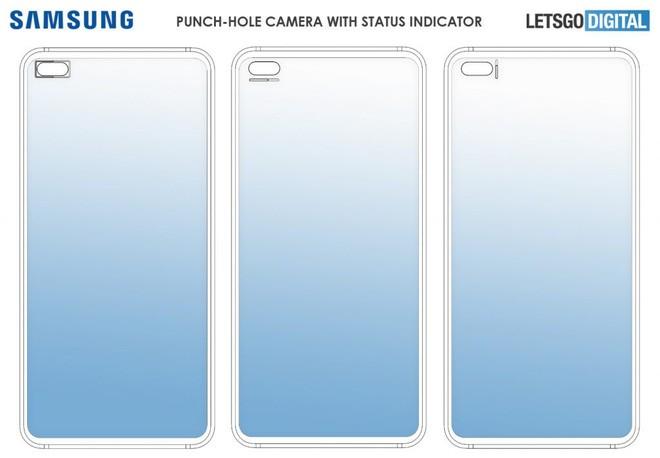 Tận dụng camera selfie đục lỗ, Samsung sẽ hồi sinh tính năng hữu ích này - Ảnh 1.