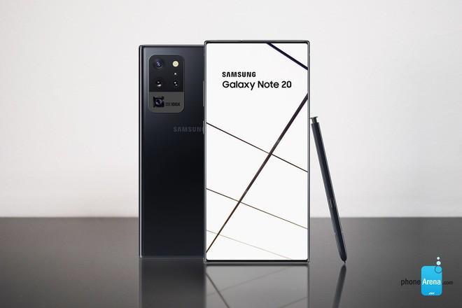Tin buồn cho fan Samsung: Sẽ không có Galaxy Note 20 Ultra - Ảnh 1.