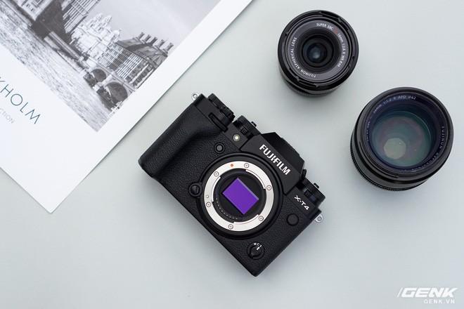 Trải nghiệm nhanh Fujifilm X-T4: Có gì hay và đáng nâng cấp so với đời trước? - Ảnh 1.